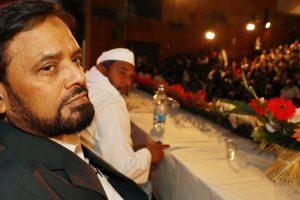 पीस पार्टी के प्रमुख डॉ. अयूब. (फोटो साभार: फेसबुक)