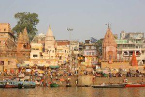 Varanasi Ghat Reuters