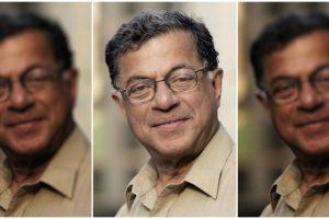 अभिनेता और नाटककार गिरीश कर्नाड. (फोटो साभार: ट्विटर)
