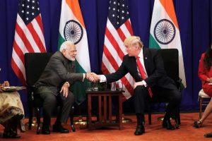 अमेरिकी राष्ट्रपति डोनाल्ड ट्रंप और प्रधानमंत्री नरेंद्र मोदी (फोटो: रॉयटर्स)