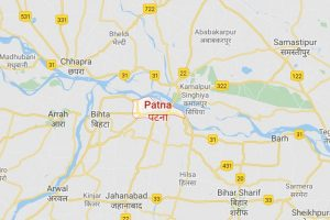 Patna Map