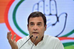 कांग्रेस अध्यक्ष राहुल गांधी. (फोटो: पीटीआई)