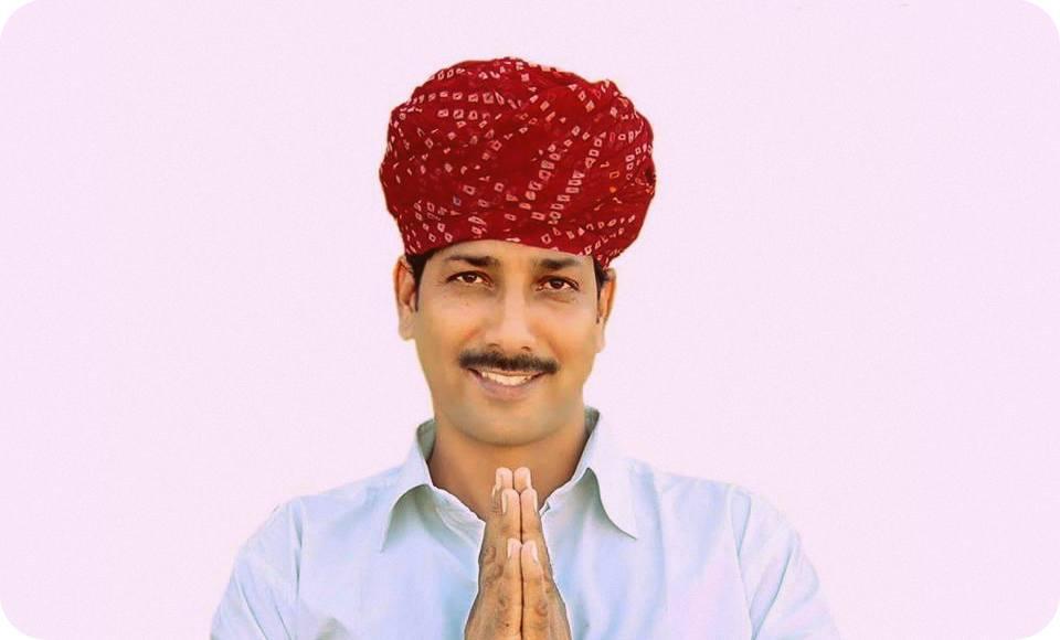 बसपा विधायक राजेंद्र गुढ़ा (फोटो: फेसबुक)