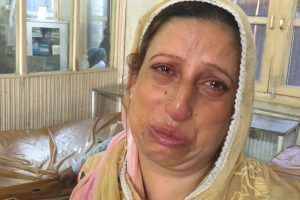 Pellet Victims Mother SMHSH The Wire Photo
