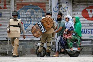Srinagar Police Reuters