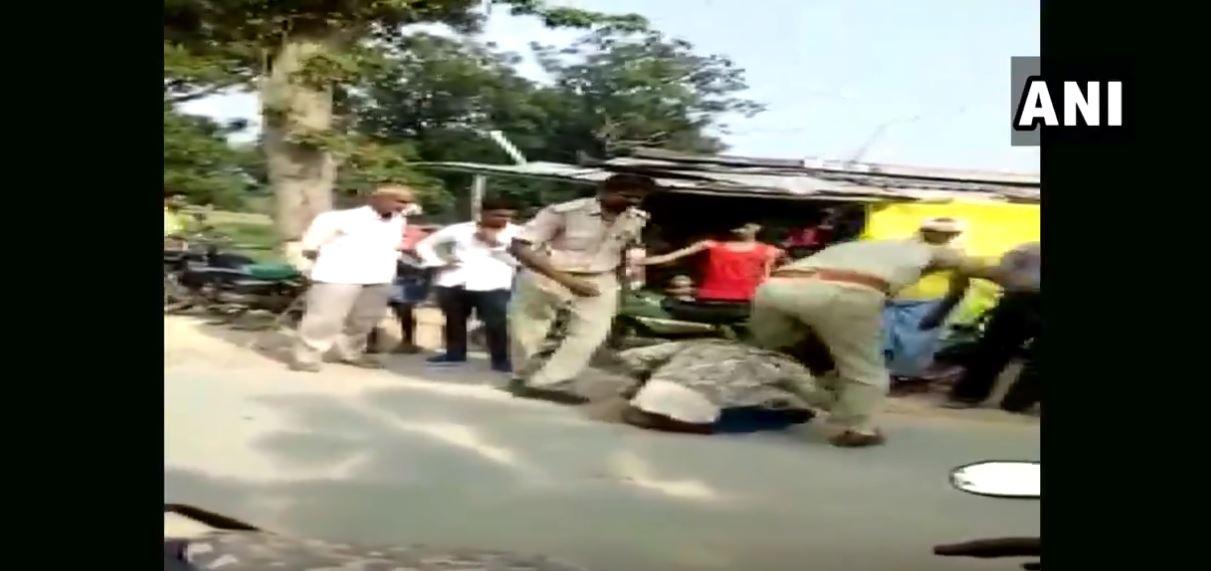 Uttar Pradesh Police Atrocity
