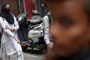 muslim school girl reuters