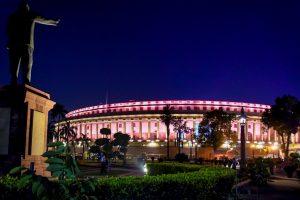 संसद भवन. (फोटो: पीटीआई)