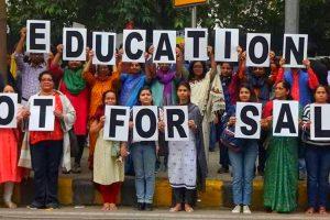DUTA Protest FB Rajiv Ray