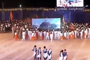 Karnataka-Babri-Re Enactment Twitter