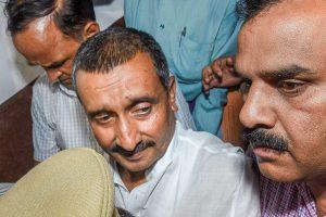 भाजपा के पूर्व नेता और विधायक कुलदीप सिंह सेंगर (फोटोः पीटीआई)