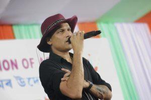 गायक ज़ुबीन गर्ग. (फोटो साभार: फेसबुक)