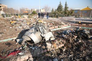 यूक्रेन एयरलाइन का विमान ईरान में परंद और शहरयार के पास दुर्घटनाग्रस्त हुआ था. (फोटो: रॉयटर्स)