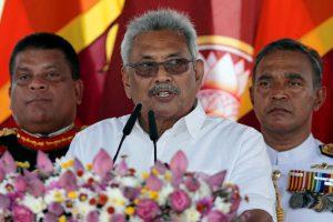 श्रीलंका के राष्ट्रपति गोटाबाया राजपक्षे. (फोटो: रॉयटर्स)