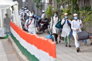 नई दिल्ली का निज़ामुद्दीन मरकज इलाका. (फोटो: पीटीआई)