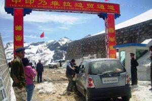 सिक्किम में चीन से लगी नाथुला सीमा. (फाइल फोटो: पीटीआई)