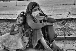 Lockdown Migrant Worker Photoo By Shome Basu (2)