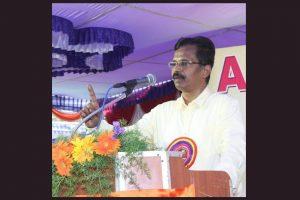 डॉ. सुब्बैया षणमुगम. (फोटो साभार: एबीवीपी)