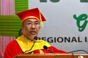 मणिपुर के मुख्यमंत्री एन. बीरेन सिंह. (फोटो साभार: फेसबुक/सीएमओ मणिपुर)