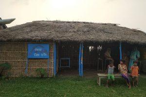 खोखनाहा के अमीन टोला का स्कूल.