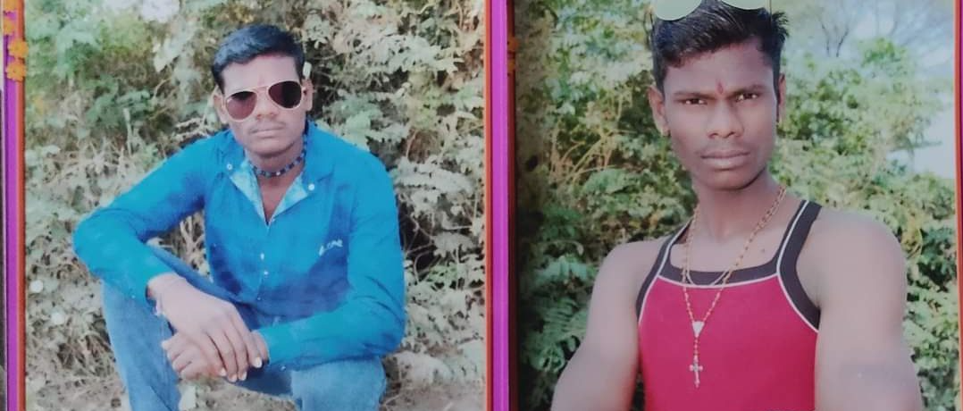 Rahul Borade and Pradip Borade were killed by a mob of over 50 people on September 4, 2020. Photo: The Wire
