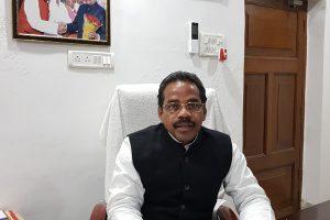 भाजपा विधायक और मंत्री विनोद कुमार सिंह. (फोटो: @BinodGovt ट्विटर)