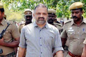 राजीव गांधी हत्याकांड दोषी ए.जी. पेरारिवलन उर्फ अरिवु (फोटो: पीटीआई)