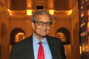 नोबेल पुरस्कार विजेता अमर्त्य सेन. (फोटो: विकिमीडिया कॉमन्स)