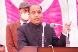 हिमाचल प्रदेश के मुख्यमंत्री जयराम ठाकुर. (फोटो साभार: फेसबुक/@jairamthakurbjp)