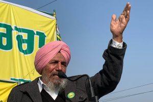 भारतीय किसान यूनियन (एकता उगराहां) के प्रमुख जोगिंदर सिंह उगराहां. (फोटो साभार: फेसबुक)