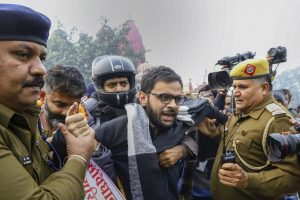 जेएनयू पूर्व छात्र नेता उमर खालिद (फोटो: पीटीआई)