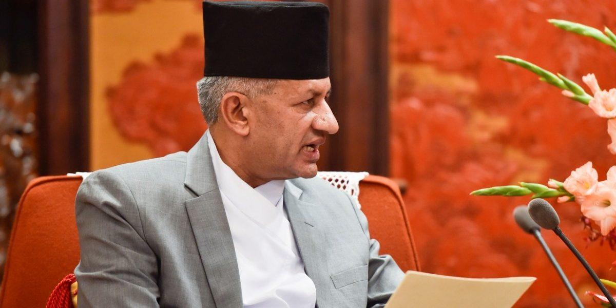 नेपाल के विदेश मंत्री प्रदीप कुमार ज्ञवाली. (फोटो: रॉयटर्स)