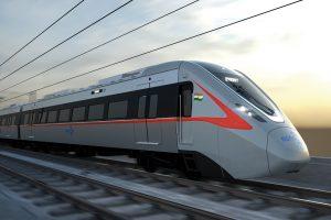 रैपिड रेल का प्रोटोटाइप. (फोटो साभार: ncrtc.in)