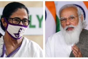 ममता बनर्जी और नरेंद्र मोदी. (फोटो: पीटीआई/पीआईबी)