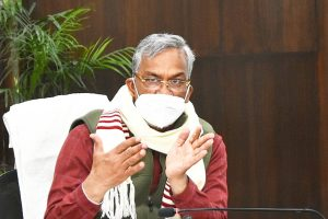त्रिवेंद्र सिंह रावत. (फोटो साभार: फेसबुक)
