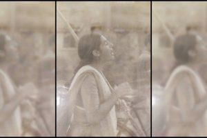 कानपुर में एक अभियान के दौरान सुभाषिनी. (फोटो: स्पेशल अरेंजमेंट)