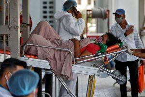 coronavirus in India reuters photo