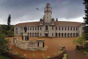 बेंगलुरु स्थित इंडियन इंस्टिट्यूट ऑफ साइंस. (फोटो साभार: iken.iisc.ac.in)