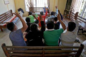 Myanmar Nationals Mizoram Reuters